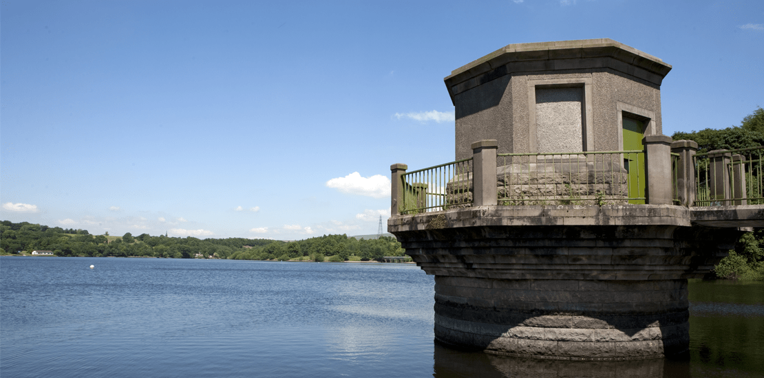 Reservoir tower
