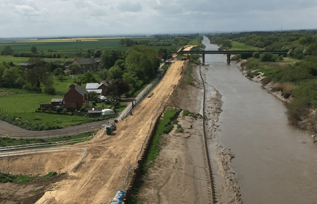 JBA Chantry Cottages Flood Defence Scheme
