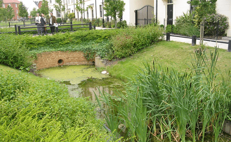 JBA Sustainable urban Drainage Systems
