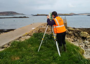 JBA Isle of Scilly Topographical Survey
