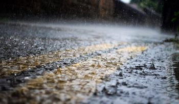 JBA Rain on double yellow lines