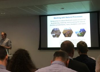 JBA CIWEM Working with Natural Processes conference