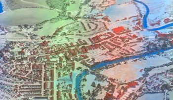 JBA Bradford Council Saltaire visit - PARM model