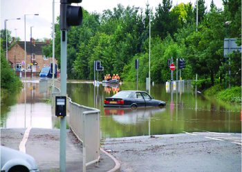 JBA Consulting - surface water flooding