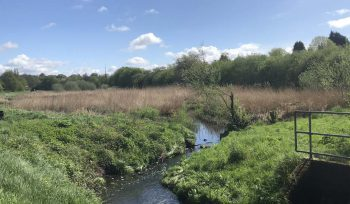 JBA River Restoration 2018 follow up - site visit to Day Brook