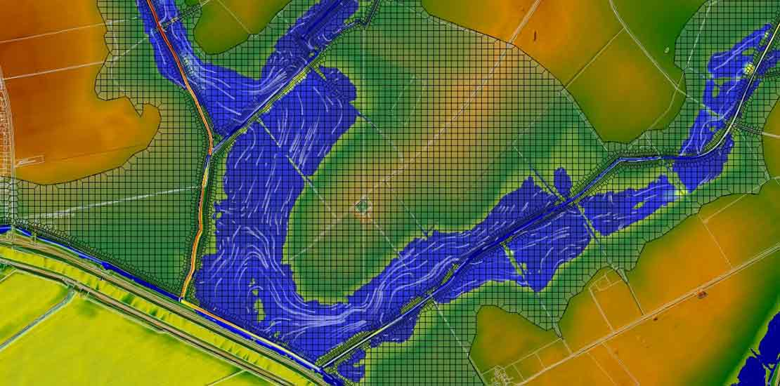 JBA Witham Third catchment study HECRAS model