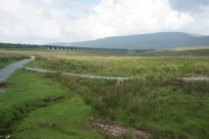 JBA Yorkshire Three Peaks - Ribblehead viaduct