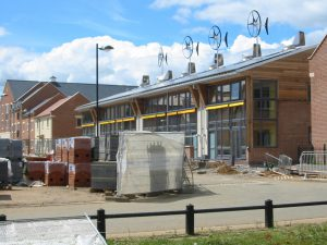 JBA New Houses - Upton SuDS