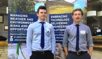 JBA Meet our Graduates | Careers | Tom and Ollie