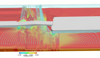 Brearley - CFD Modelling Bridge Scour