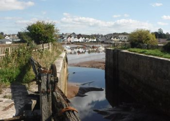JBA Topsham Lock repairs