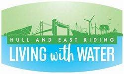 Living with Water logo