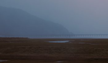 Fairbourne and Barmouth bridge