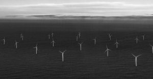 Offshore wind turbines, Norfolk