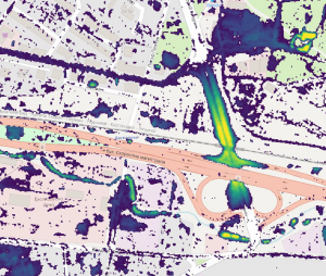 Flood hazard and risk mapping, Bulgaria