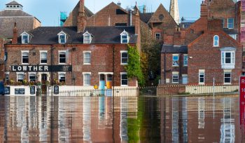Climate adaptation training - Flooding in York
