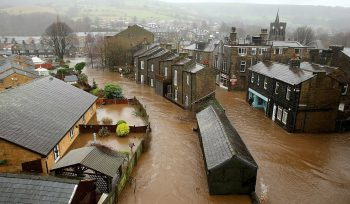Analysing Storm Desmond using Flood Foresight