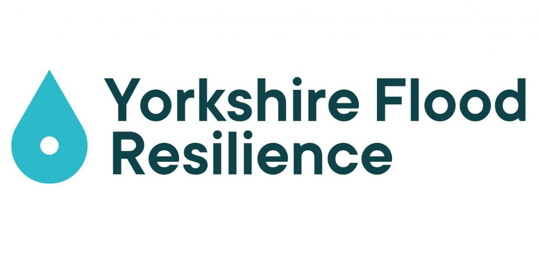Yorkshire Flood Resilience project logo