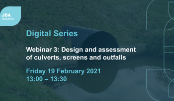 Design and assessment of culverts, screens & outfalls webinar