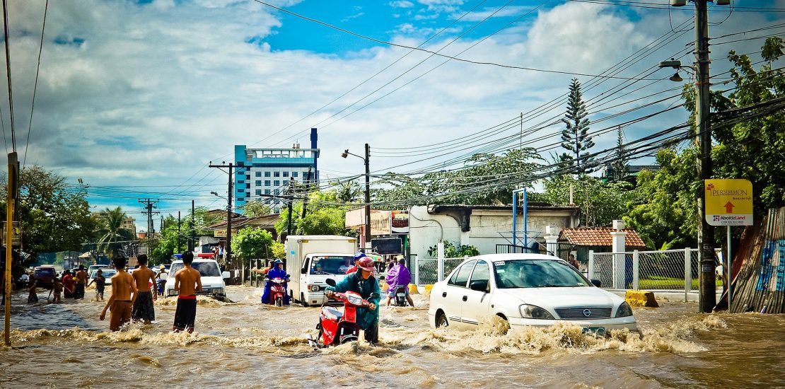 How is Flood Foresight aiding effective flood management around the world