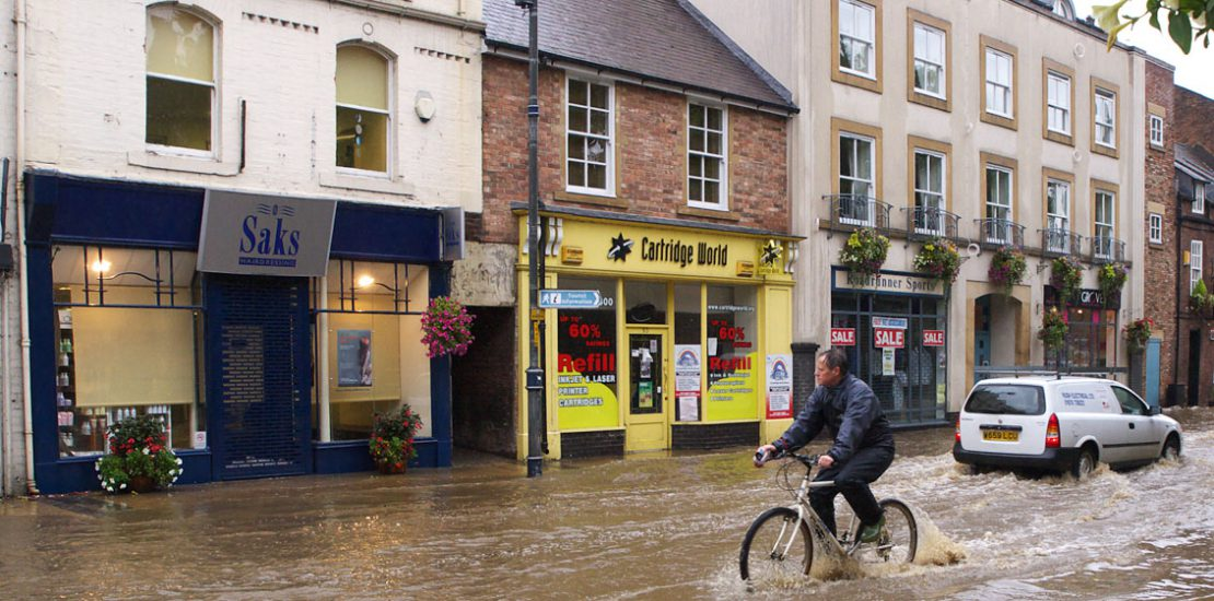 Surface Water Flood Forecasting and what we're doing about it