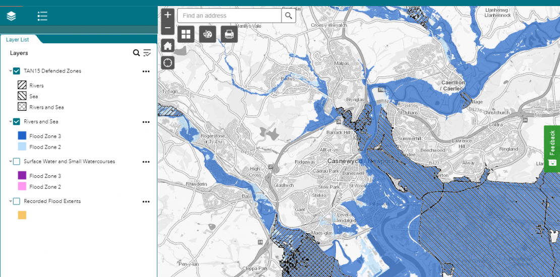 TAN15 Development an Flood Risk Policy in Wales