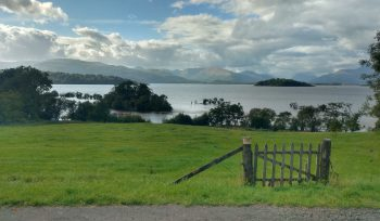 Portnellan Farm, Loch Lomond - changes in the UK agricultural industry